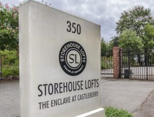 Storehouse Lofts Castleberry Near Atlanta Colleges